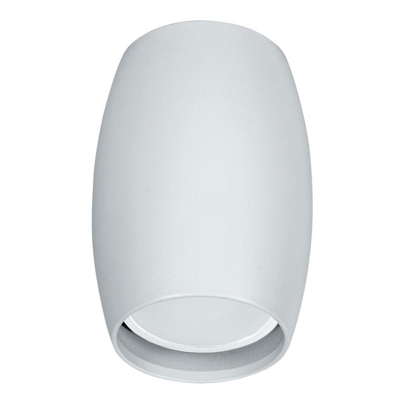Светильник накладной FERON (41311) GU10 MR16 d70х100 мм 35 Вт 220 В IP20 цилиндрический белый под лампу