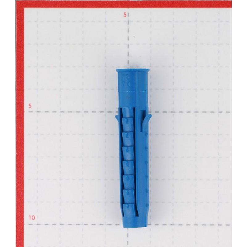 Дюбель распорный 12x70 мм полипропилен (100 шт.)
