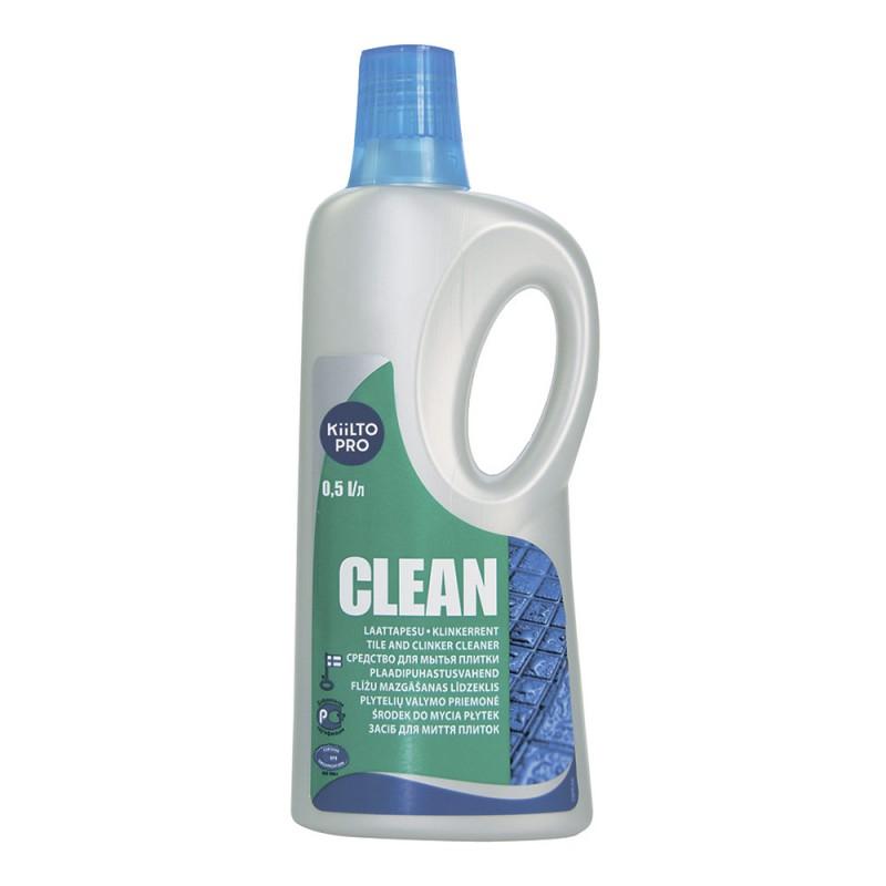 Средство для очистки плитки Kiilto Clean 0,5 л